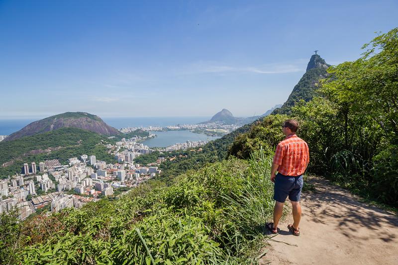 Dona Marta Lookout, Rio de Janeiro