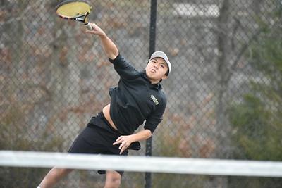 2018-19 WHS Varsity Tennis