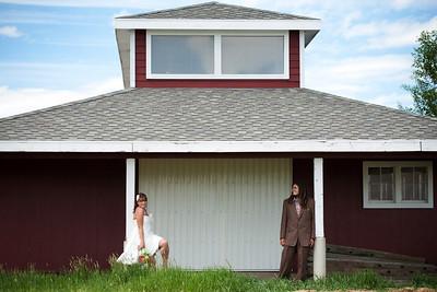 Wedding album: Carissa and Adam
