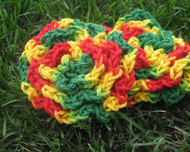 Crochet Works-Dishcloths & Scrubbies