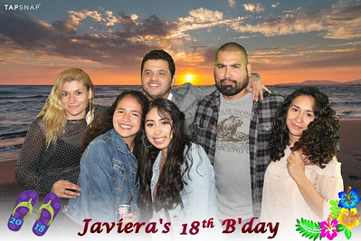 Javiera's 18th B'day