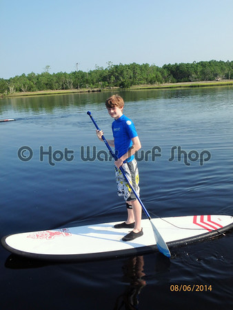08-06-14 Group SUP Lesson