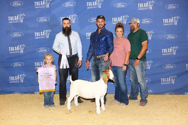 Open Boer Goat Show 1