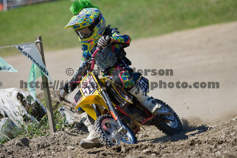 2010 AHRMA Johnny's Signs National Post-Vintage Motocross Series, Broome-Tioga Sports Center 08-29-2010