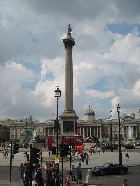 Trafalgar Sqaure, London