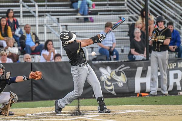 2018 JV Baseball Player Photos