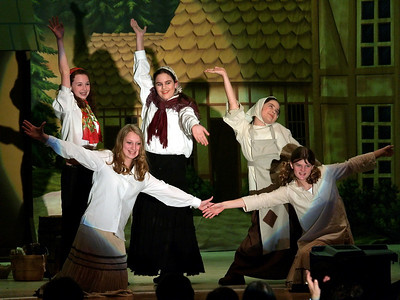 Fiddler On The Roof - Saturday