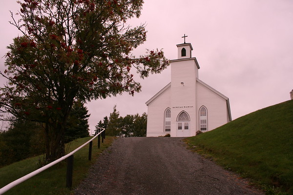 Day 4: St Mary's Antigonish, NS - 29 September 2007