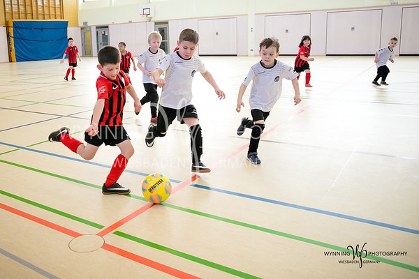 U7 - KMC District (red) vs. VFR Kaiserslautern
