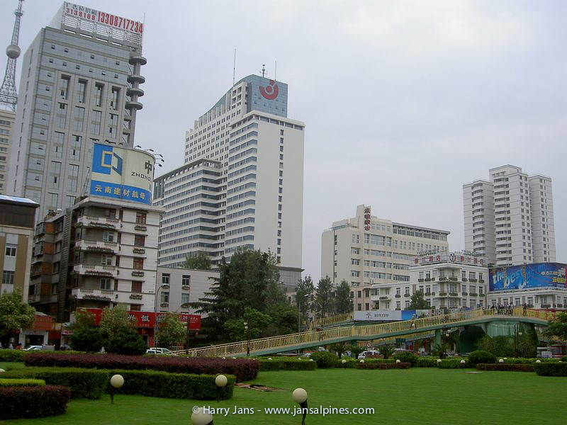 Kunming city