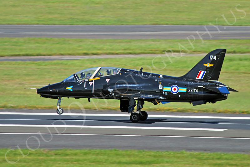 BAC Hawk 00055 BAC Hawk British RAF XX174 by Alasdair MacPhail.JPG