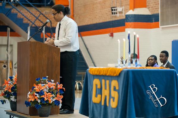 2016 CHS National Honor Society