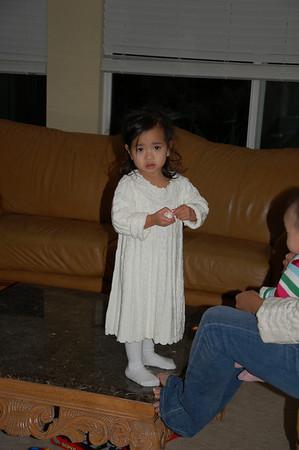 2008 Dec ~ Family Xmas Party