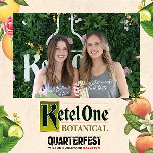 Ketel One Botanical - Quarterfest 2019