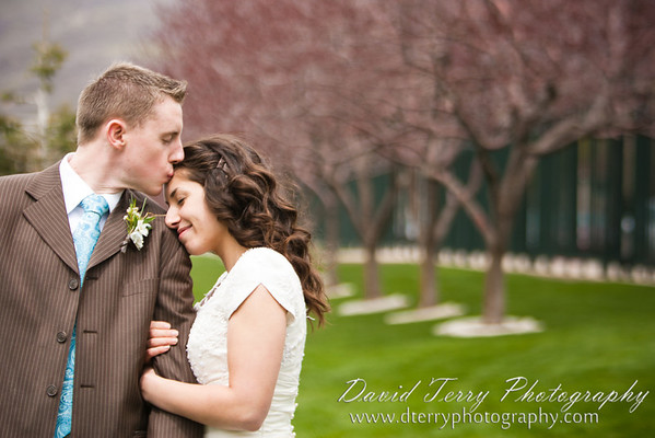 David Terry Photography - April and Cole - Wedding