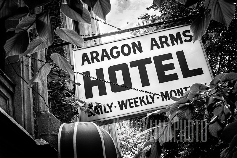 Aragon Arms Hotel