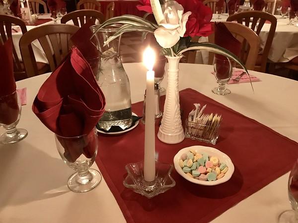 Valentine's Dinner-021517