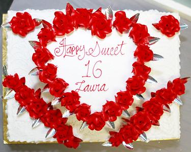 Laura's Sweet 16