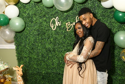 JANUARY 30TH, 2021: TAMIA AND QUASHAWN'S BABY SHOWER
