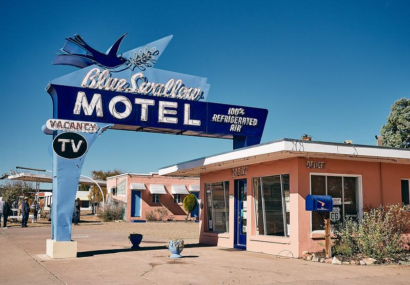 Route 66 - Tucumcari, New Mexico