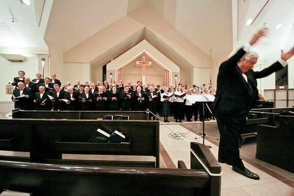 Dofacsco Chorus at St. Thomas in Waterdown Dec.5/11