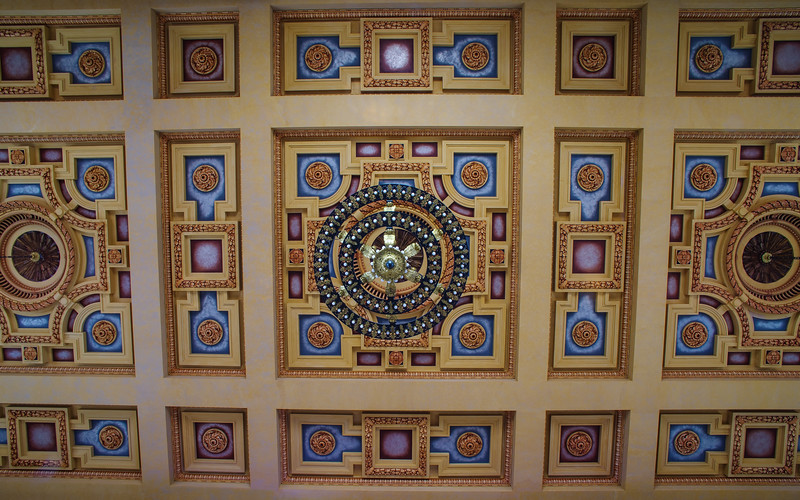 Union Station Ceiling Chandelier