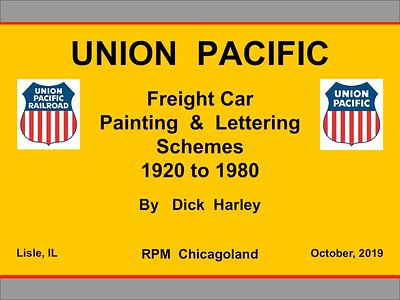 2019 UP Freight PL&N Clinic