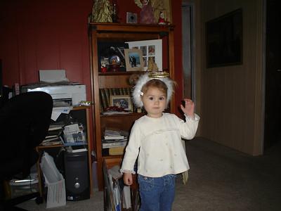2007 Rebekah Parent Dedication