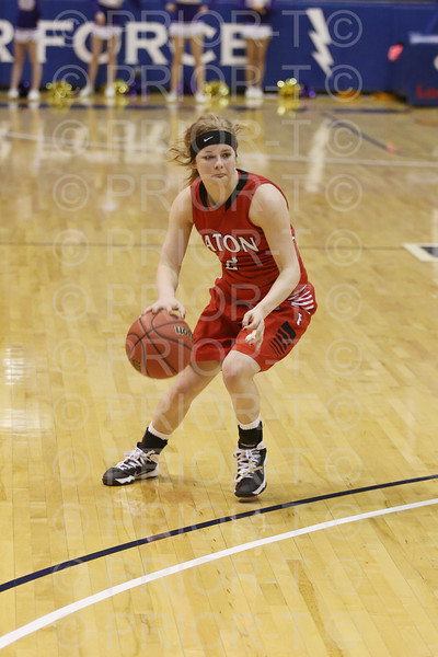 3/13/2014 CHSAA State Championships Eaton Reds Varsity Girl's Basketball vs Holy Family
