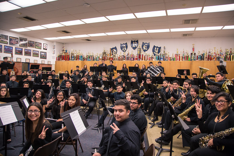 2017_01_25, CA, Garey High School, Pomona