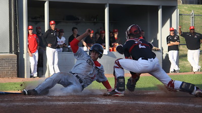 2016 CHS vs Opelika Baseball