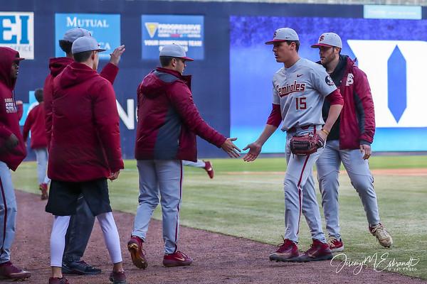 FSU Baseball @ Duke - 02-06-2020