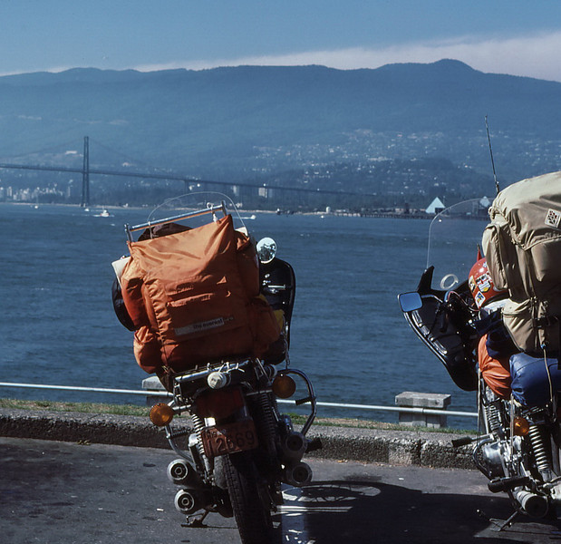 Vancouver BC 1979