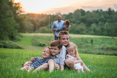 Blair Family 2017