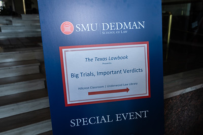 SMU Law Big Trials and Important Verdicts