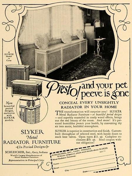 Skyler Radiator Furniture