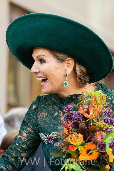 Koningin Máxima 20 jaar Leidsche Rijn
