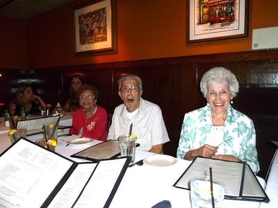 Tony's 94th Birthday