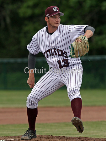 Christopher Farrell 13 RHP, William & Mary