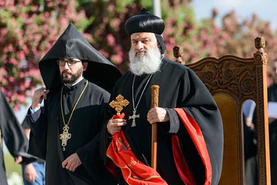Presentation of Candidates for Bishop, Holy Etchmiadzin, May 11, 2019