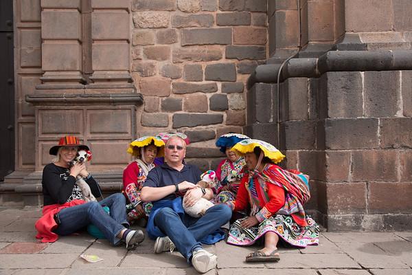 Cusco City, Peru - May, 2015