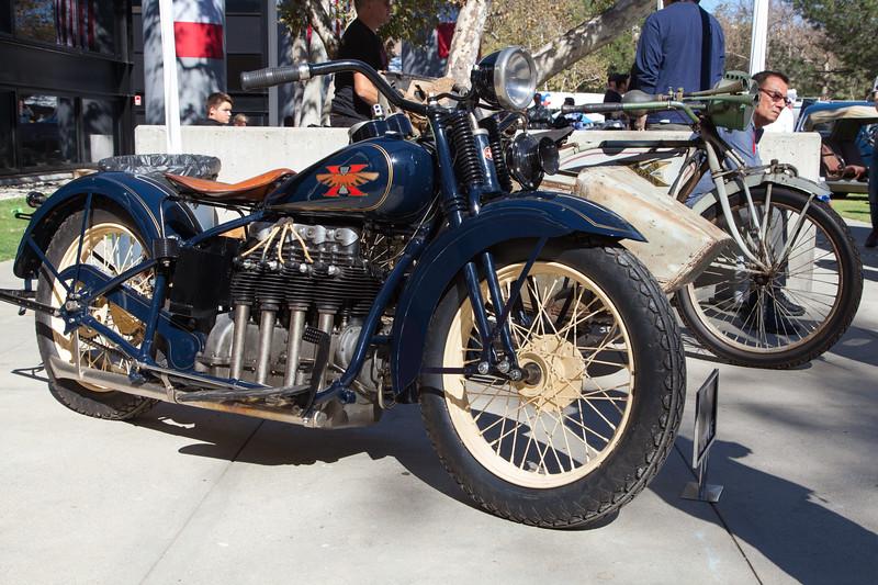 1929 Excelsior Henderson KJ