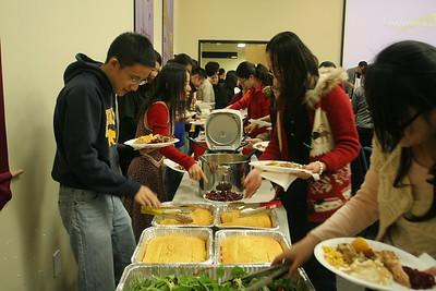 IGSM Thanksgiving Celebration Nov. 20, 2011