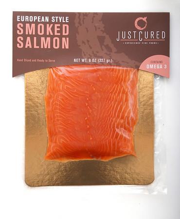 Mikes Salmon Shots