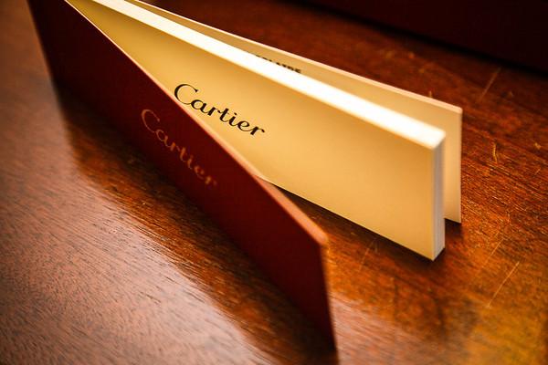 Tecnótica e Cartier