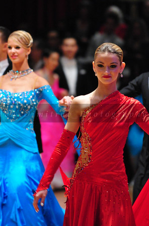 18th Grand Ballroom 2011 Championship Standard