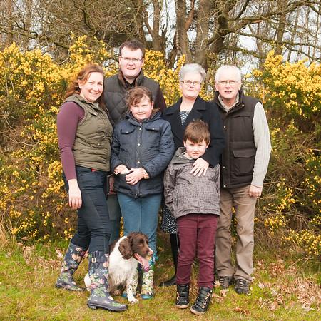 The Sunderland Family