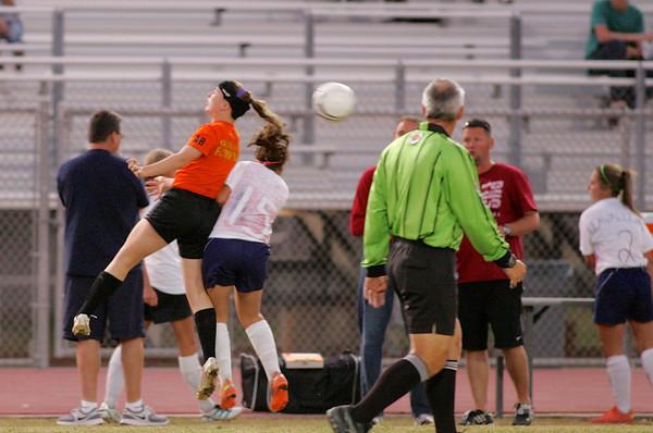 Corona Girls Soccer