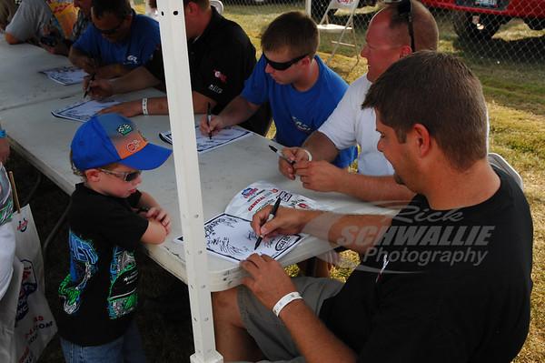 Bluegrass Speedway (KY) 8/23