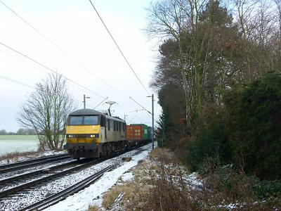 Essex Freight (15-01-2013)
